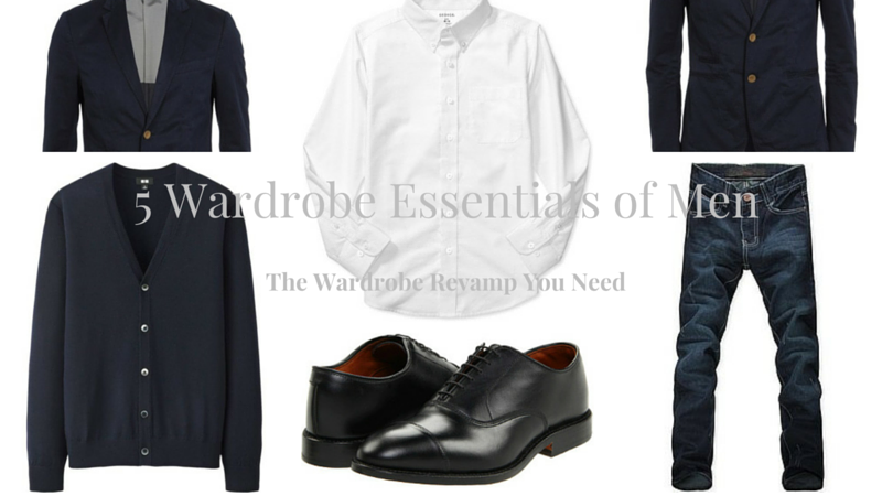 men wardrobe essentials