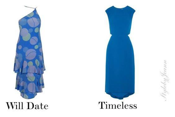 timeless style dress