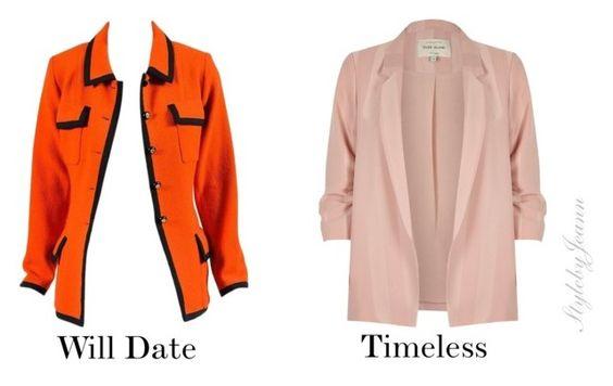 timeless jacket