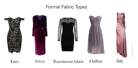formal fabric