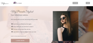 my private stylist site