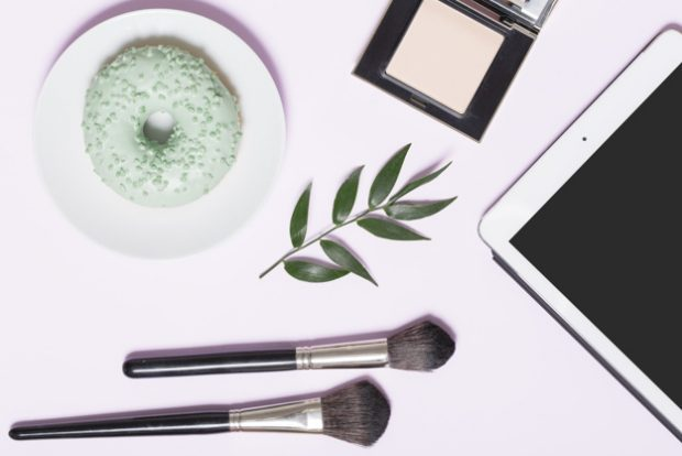 skincare and makeup