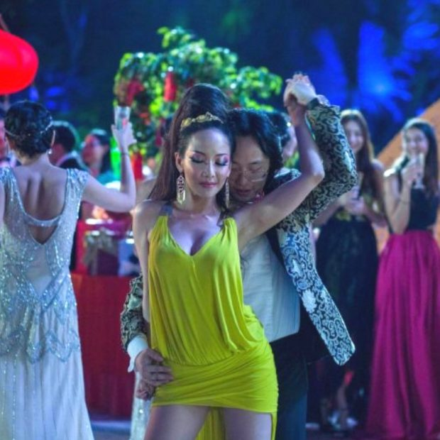 Fiona Xie in Crazy rich asian