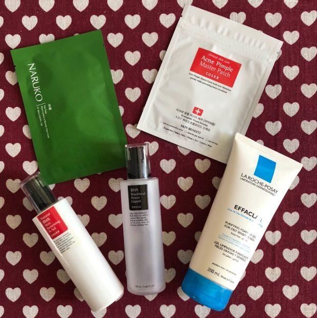 for acne-prone skin